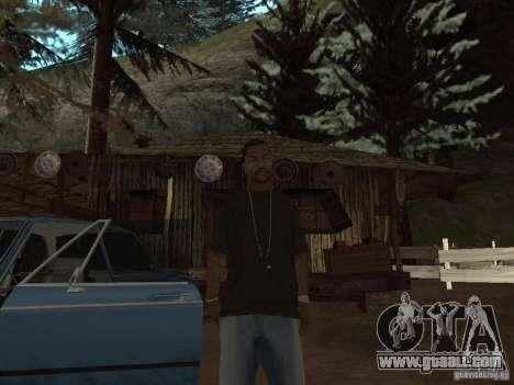 Xzibit for GTA San Andreas