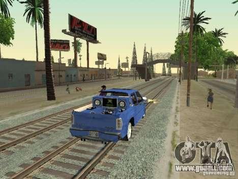 Ballas 4 Life for GTA San Andreas fifth screenshot
