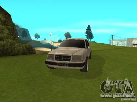 Mercedes-Benz 300 E for GTA San Andreas