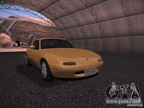 Mazda MX-5 1997 for GTA San Andreas