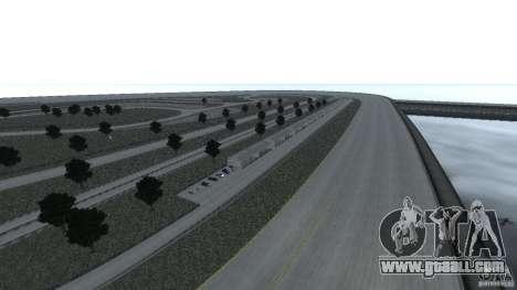 Dakota Track for GTA 4 fifth screenshot