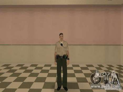 Los Angeles Police Department for GTA San Andreas sixth screenshot