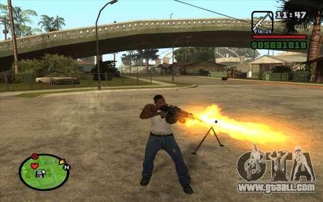 THE PKK for GTA San Andreas second screenshot
