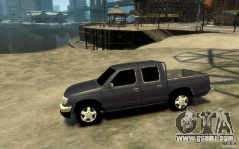 Nissan Pickup 2005 for GTA 4