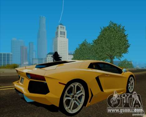 ENB v1.01 for PC for GTA San Andreas