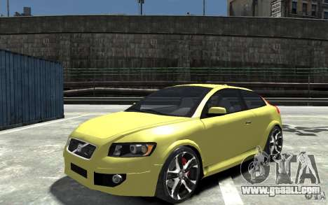 Volvo C30 T5 R-Design 2009 for GTA 4