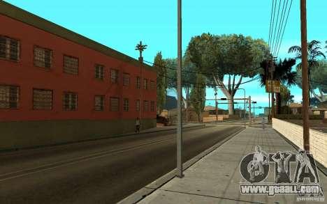 UGP Moscow New Jefferson Motel for GTA San Andreas sixth screenshot