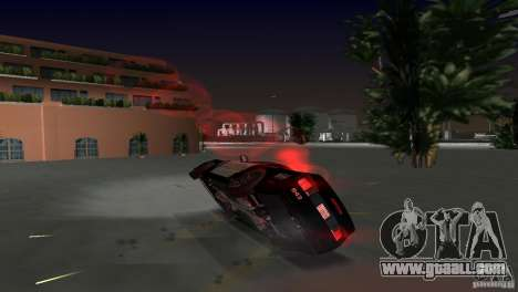 Saleen S281 Barricade 2007 for GTA Vice City side view