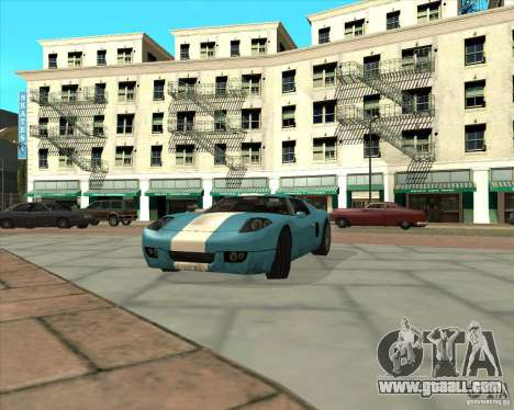 MOD from Jyrki for GTA San Andreas fifth screenshot