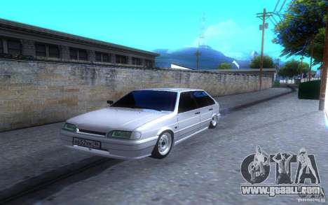 ВАЗ 2114 LT for GTA San Andreas