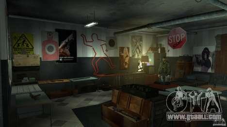 Retextured Broker Gunshop for GTA 4