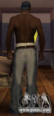 New jeans for CJ for GTA San Andreas second screenshot