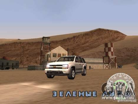 Chevrolet Trail Blazer for GTA San Andreas