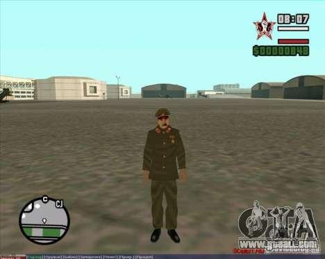 Stalin for GTA San Andreas forth screenshot