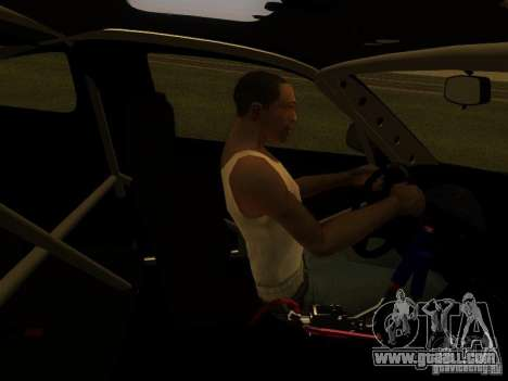 Nissan 240sx Street Drift for GTA San Andreas side view