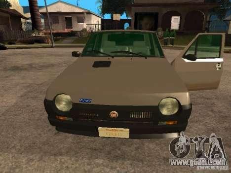 Fiat Ritmo for GTA San Andreas right view