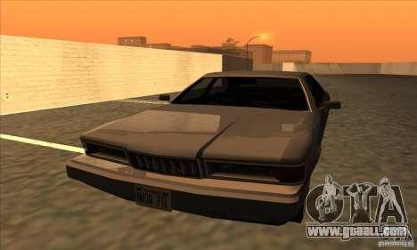 ENBSeries 0.075 for GTA San Andreas second screenshot