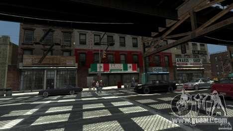 Puglia Pizza in Brook for GTA 4 second screenshot
