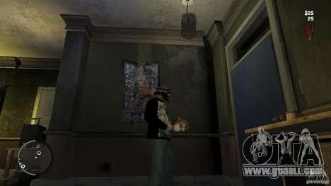 Granate teste mozzate for GTA 4 second screenshot