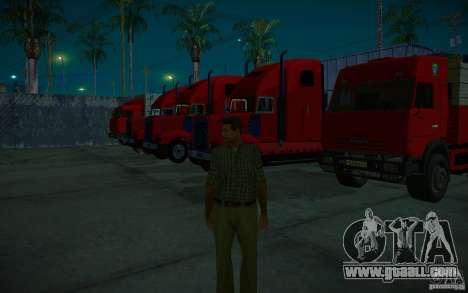 ENBSeries v1.0 By GAZelist for GTA San Andreas eleventh screenshot