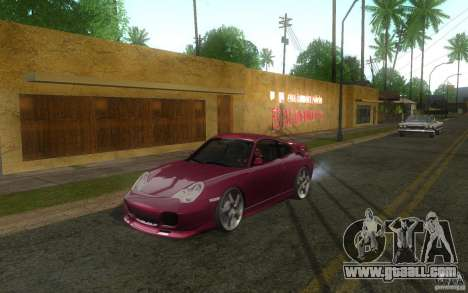 Ruf R-Turbo for GTA San Andreas