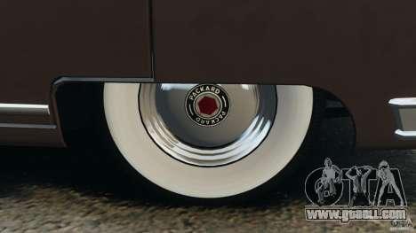 Packard Eight 1948 for GTA 4