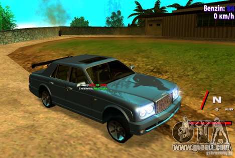 ENBSeries for weak PC for GTA San Andreas fifth screenshot