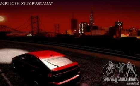 UltraThingRcm v 1.0 for GTA San Andreas second screenshot