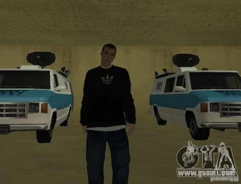 Italian Reporter for GTA San Andreas third screenshot