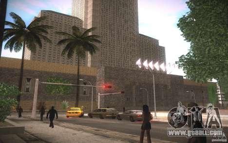 HD Meria for GTA San Andreas third screenshot