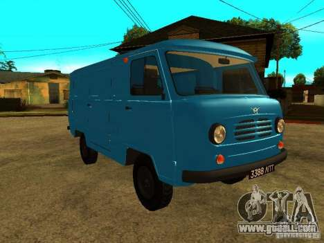 UAZ 450А for GTA San Andreas