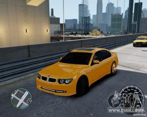 BMW Alpina B7 for GTA 4