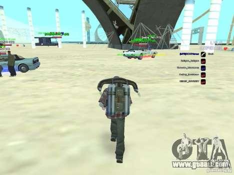 SA:MP 0.3d for GTA San Andreas second screenshot