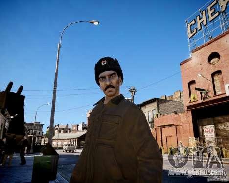 Niko - Stalin for GTA 4 second screenshot