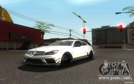 ENB Series by muSHa v1.0 for GTA San Andreas