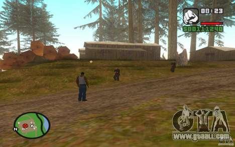 Mortal Kombat for GTA San Andreas second screenshot