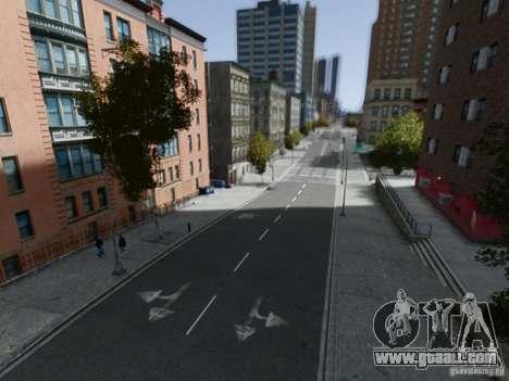 HD Roads 2013 for GTA 4 eighth screenshot