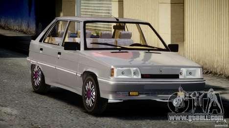 Renault Flash Turbo 11 for GTA 4