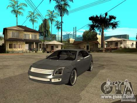 Ford Fusion 2008 Dub for GTA San Andreas