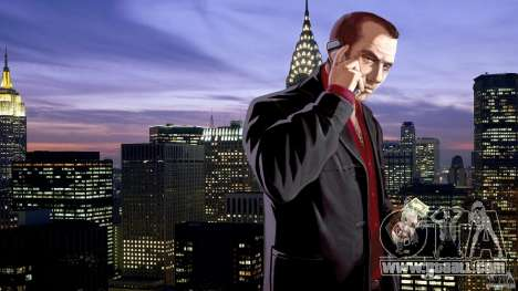 Real New York Loading Screens for GTA 4 third screenshot