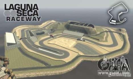 Laguna Seca for GTA 4