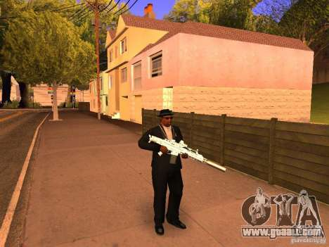 TeK Weapon Pack for GTA San Andreas third screenshot