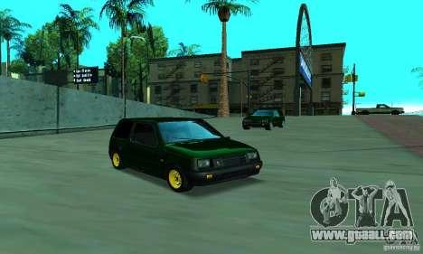 VAZ 1111 Oka for GTA San Andreas