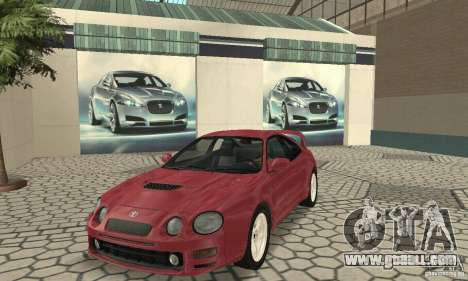 Toyota Celica GT-Four v1.1  1994 for GTA San Andreas
