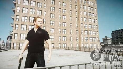 James Bond Skin for GTA 4 forth screenshot