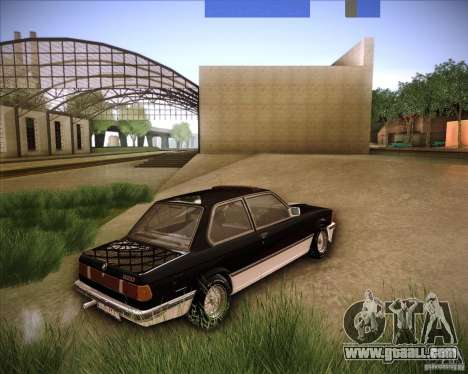 BMW E21 for GTA San Andreas left view