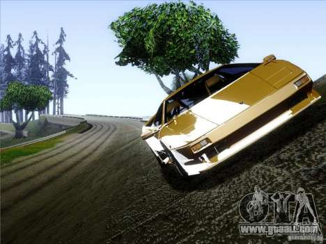 Lamborghini Diablo VT 1995 V3.0 for GTA San Andreas wheels