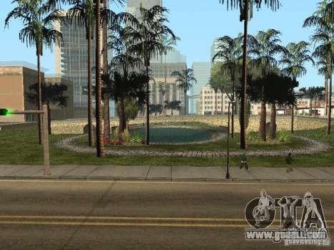 Glen Park HD for GTA San Andreas forth screenshot