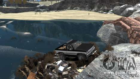 4x4 Trail Fun Land for GTA 4 seventh screenshot