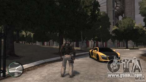 50 Cent for GTA 4 third screenshot